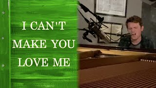 I Can't Make You Love Me - Samuel Reid (The 99 Second Playlist)