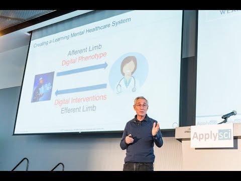 Tom Insel on digital phenotyping | ApplySci @ MIT