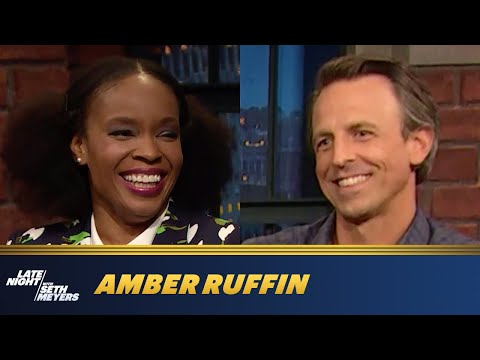 Amber Ruffin Is Living Her Best