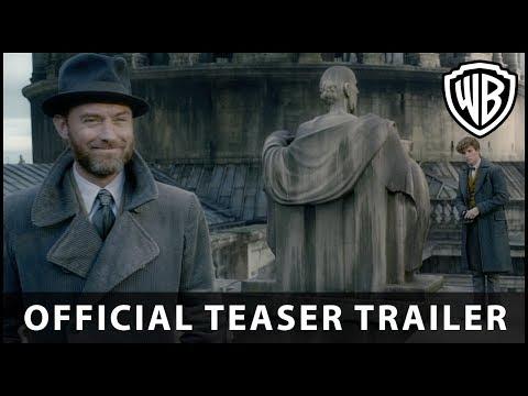 Fantastic Beasts: The Crimes of Grindelwald  Trailer F1 (ซับไทย)