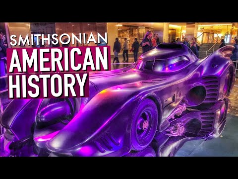 Pop Culture, Transportation, Presidential Collections & More At Smithsonian American History Museum