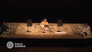 ISF2015: The Strings That Bind Us: Ustad Amjad Ali Khan in Concert in Vancouver