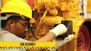 Caterpillar® Skid Steer Loader Facility India