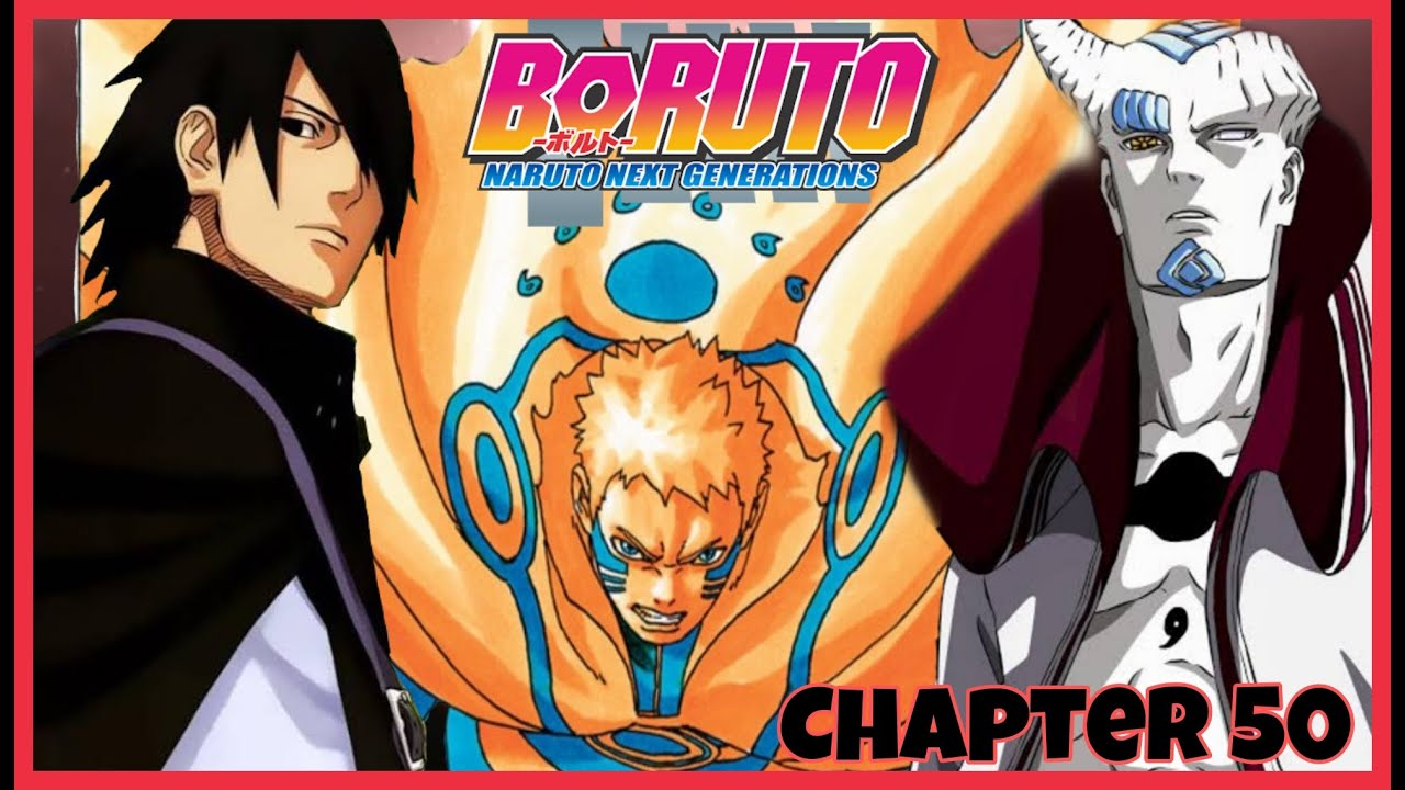 Boruto Chapter 51 release date