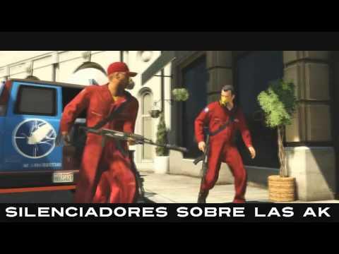 Análisis del GRAND THEFT AUTO FIVE TRAILER