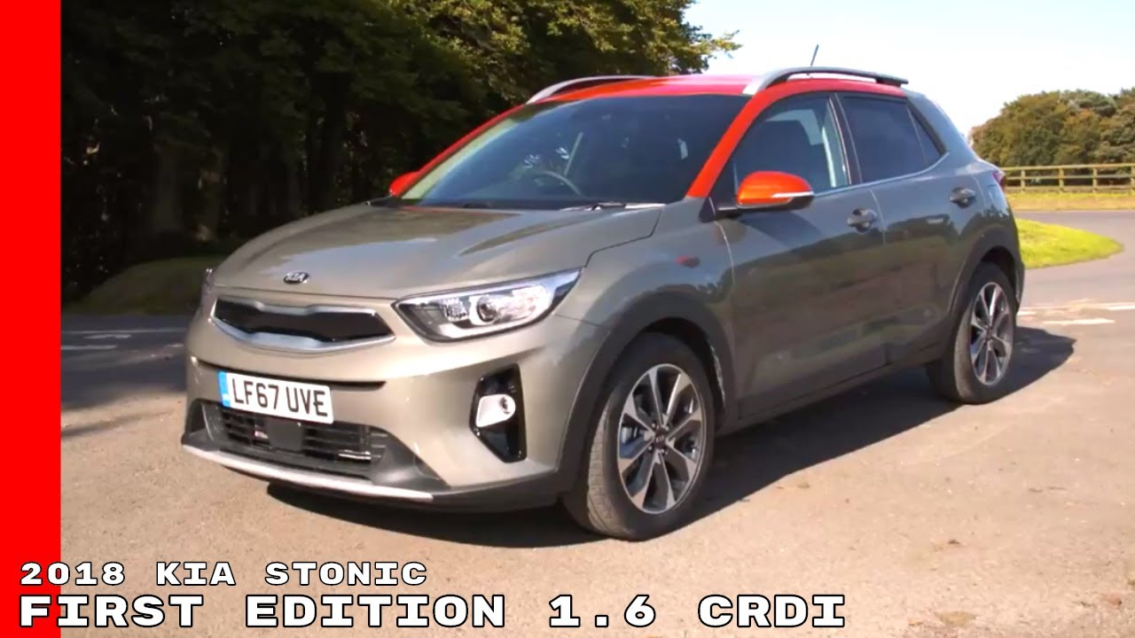 2018 kia stonic first edition 1 6 crdi uk spec interior. Black Bedroom Furniture Sets. Home Design Ideas