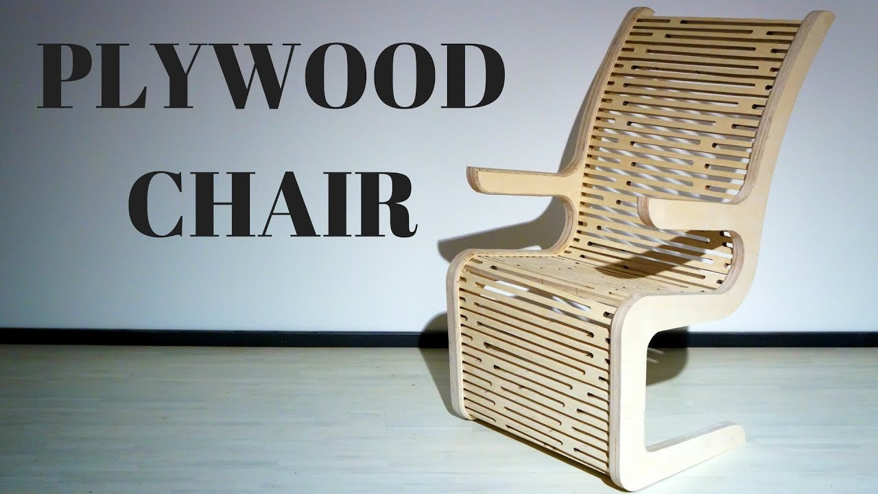 Perfect Making A Plywood Chair