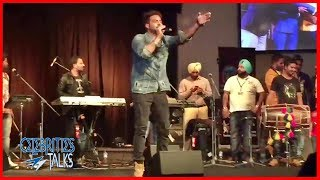 Mankirt Aulakh Putt Pardesiya Live Show at Perth 2018 | Share Unreleased Songs | Celebrities Talks
