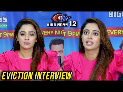 Bigg Boss 12 Eviction | Neha Pendse First Interview After Bigg Boss 12 | TellyMasala thumbnail