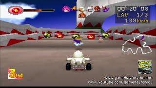 Play game Chocobo Racing | Tải và chơi game Đua xe thú playstation trên máy tính
