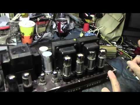 Tube Amp Repair
