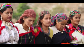 Himachali kullvi folk Video #तेरी_याद_में | Singer By Digamber thakur | Music by Noven Joshi NJ ||