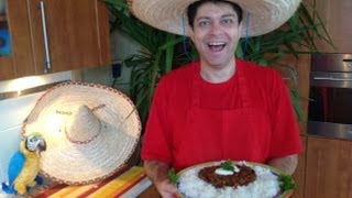 CHILLI CON CARNE RECIPE IN 30 MINUTES, AUTHENTIC MEXICAN RECIPE
