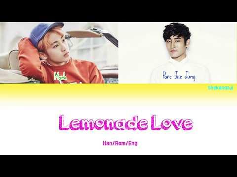 박재정 X 마크 - Lemonade Love - COLOR CODED LYRICS [Han/Eng/Rom]