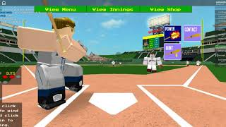 Roblox Major League Baseball