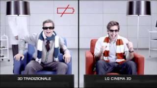 LG: TEST TV 3D N.7 -- Batteria