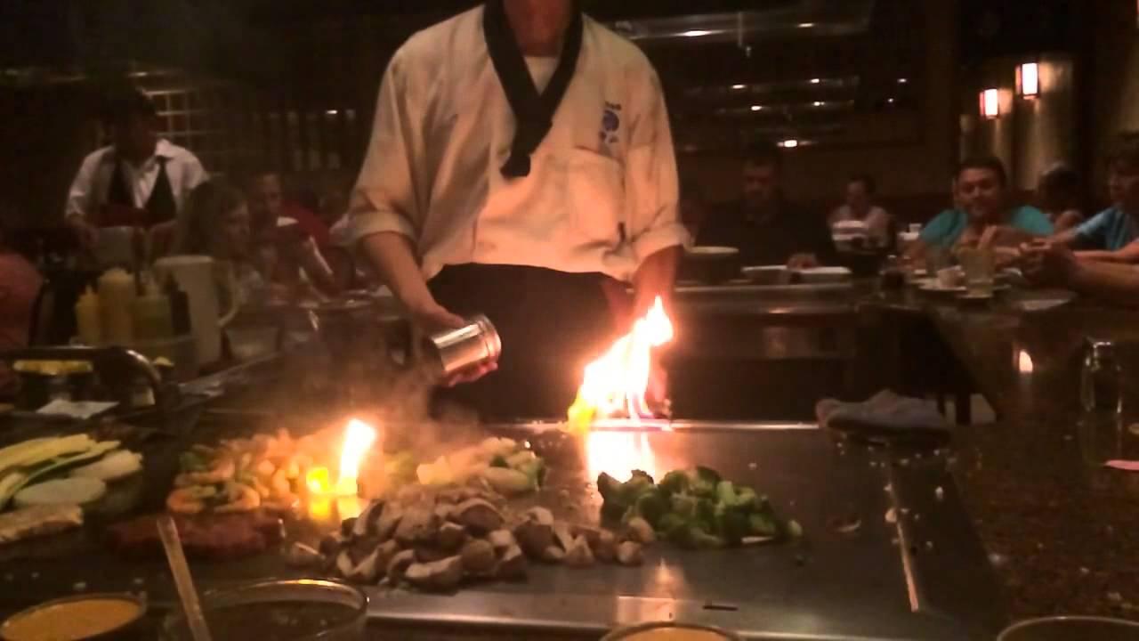 238258a6dae7 Kobe steakhouse Hickory North Carolina - YouTube