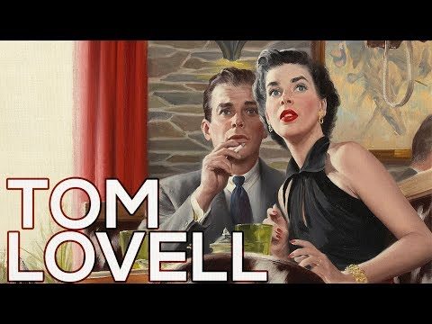Tom Lovell: A Collection Of 69 Works (HD)