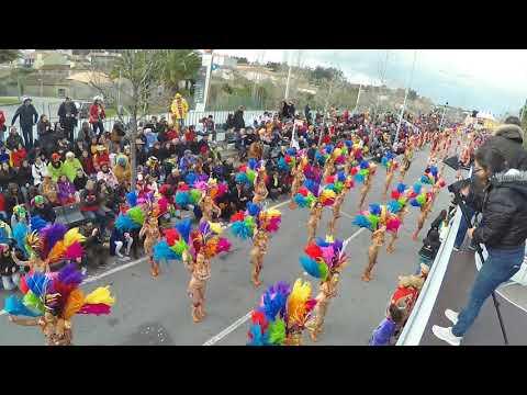Costa de Prata ( Ovar ) @ Carnaval de Ovar 2019 - Desfile de Domingo - ZOOM Q2N
