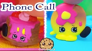 Shopkins Season 4 Play Video - Phone Call - Toy Series Part 5 Cookieswirlc(Pamela Pancake really like Season 4 Shopkins Pancake Jake. But their last date didn't end so well. Will they ever go out again. Maybe she should just call him., 2016-02-06T10:00:25.000Z)
