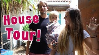 WELCOME TO OUR HOUSE!|House Tour in Aruba|Yoga Girl|Rachel Brathen