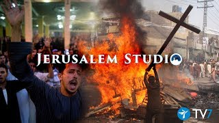 Persecution of Christians in the Middle East – Jerusalem Studio 434