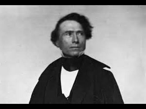 Presidential Series Franklin Pierce fourteenth president.  Worst President ever?