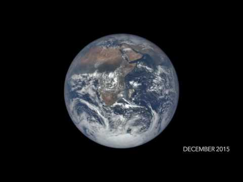 Space Satellite Records One Year on Earth | Video