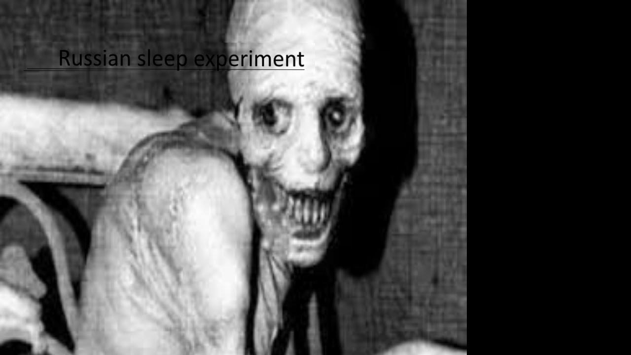 russian sleep experiment - YouTube