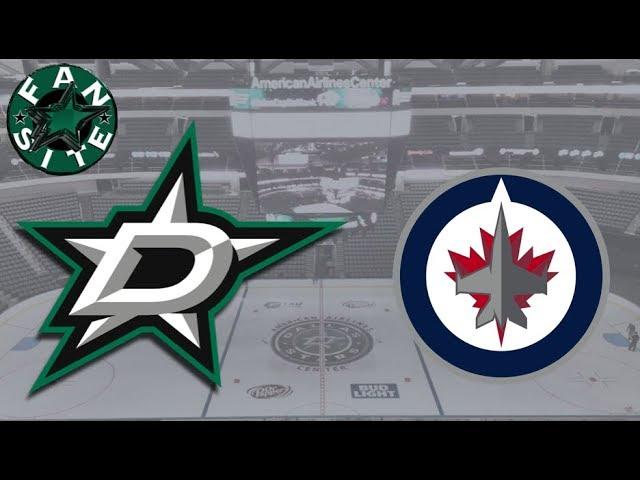 Dallas Stars @ Winnipeg Jets | 18 Mar 2018