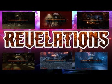 Revelations-All game over songs