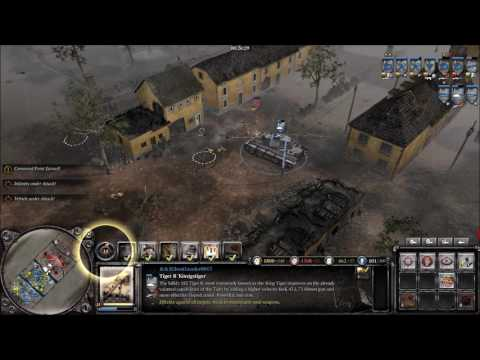 Seal Clubbing on Company of Heroes 2 |