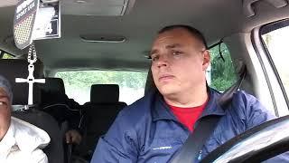 Пассажиры такси Молодечно