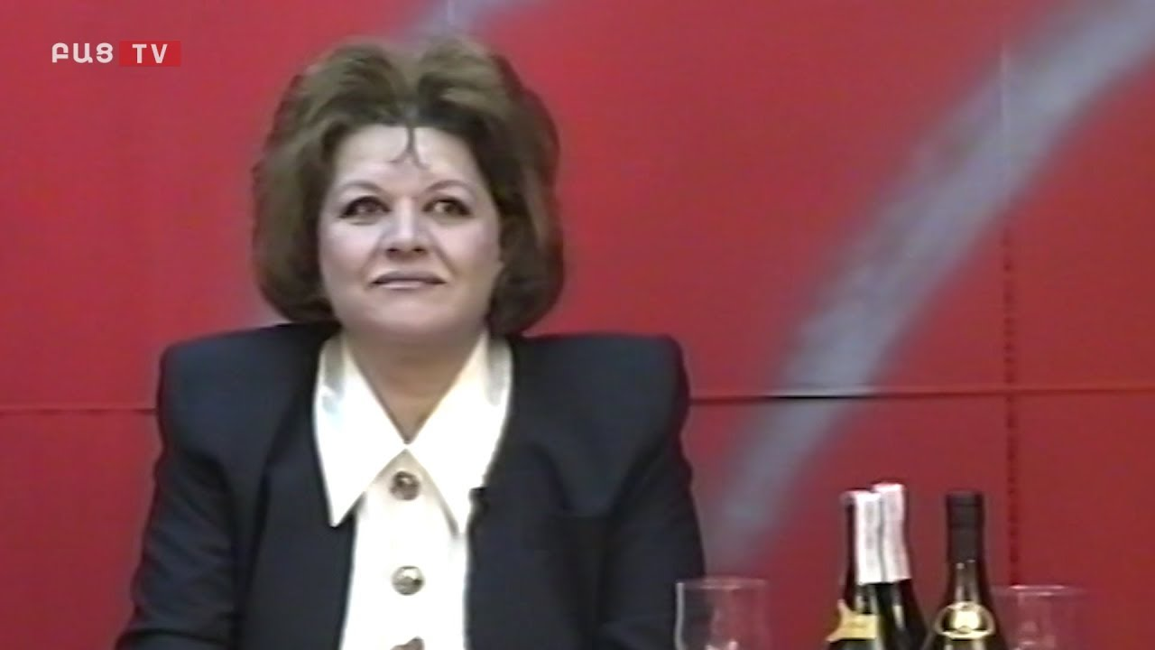Bac tv․Լուսինե Կիրակոսյանը 20 տարի առաջ ...