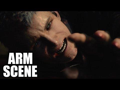 DEVIL MAY CRY  - Nero Loses His Arm / Vergil Scene
