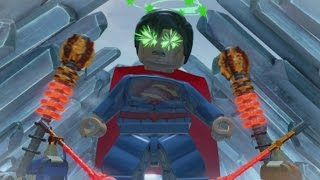 LEGO Batman 3 - 100% Guide #15 - Breaking the Ice (All Collectibles - Minikits, Red Brick etc)