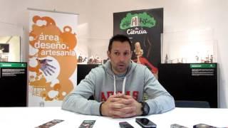 Video Rueda de prensa de Natxo Lezkano previa Barcelona B - Cafés Candelas