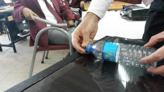 Bernoulli etkisini anlatan basit deney emrah hoca