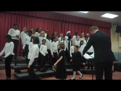 Manny's Class Choir Concert (Thunder Hill Elementary School)