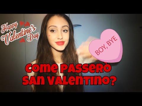 COME PASSERO' SAN VALENTINO?  Leila 