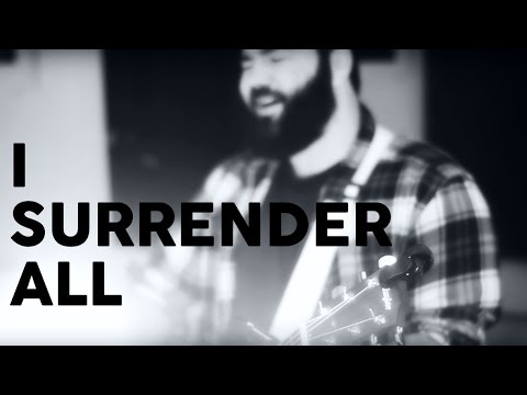 I Surrender All by Reawaken (Acoustic Hymn) - YouTube