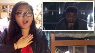 The Voice 2017 Knockout Chris Weaver 34 I Put A Spell On You 34 Reaction