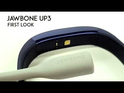 First Look Video: Jawbone UP3 Activity Tracker