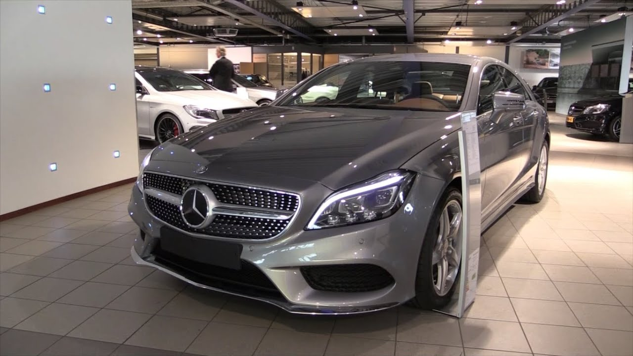 All Types cls mercedes 2015 : Mercedes-Benz CLS 2016 In Depth Review Interior Exterior - YouTube