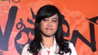 Download Video [FANCAM] 4 Gulali JKT48 - Pengumuman at HS Halloween Night MP3 3GP MP4
