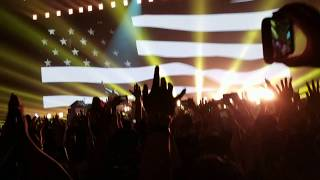 alesso hereos remix live bill graham sf 61518