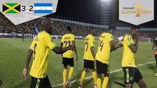 Jamaica con triunfo histórico | Jamaica 3 - 2 Honduras | Copa Oro - Grupo C | Televisa Deportes