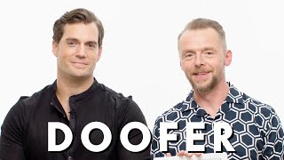 Download Henry Cavill and Simon Pegg Teach You English Slang | Vanity Fair Mp3 and Videos