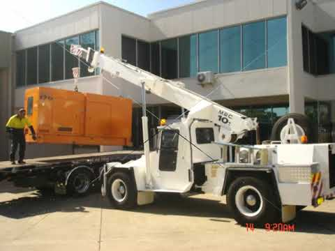 Choose The Tight Access Cranes For Giant Machinery Relocation Service