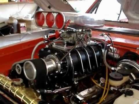 Dodge Charger Rt Blower 6 71 Youtube